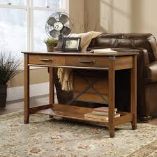 Modern Sofa Tables Furniture Carson Forge Sofa Table 414443 Sauder