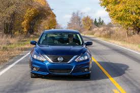 2016 nissan altima first drive review motor trend