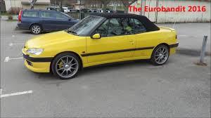peugeot 306 convertible 1997 peugeot 306 cabriolet pininfarina youtube