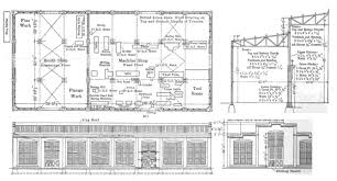 Machine Shop Floor Plan Mike U0027s Pennsylvania Rr Stuff The Building Of Orangecille 1911