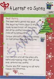 santa claus letters patrices opinions