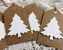 Extra Large Christmas Tree Decorations by Christmas Tree Tags Etsy