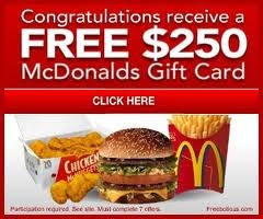 mcdonalds gift card discount 54 best mcdonalds gift cards images on mcdonalds gift