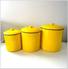 yellow kitchen canisters kitchen canisters kitchen canisters before kitchen works glass