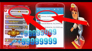 subway surf mod apk subway surfers modded apk unlimited money unlimited and