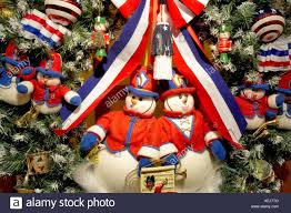 christmas wreath with american flag theme providence festival of