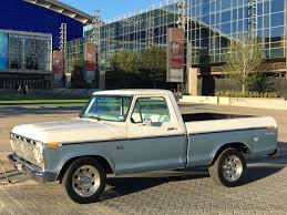 Ford F 100 1976 1969 Ford F100