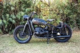 bmw bobber build one for the bikers bmw r50 custom build