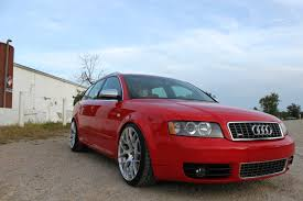 05 audi s4 feature the grocery getter