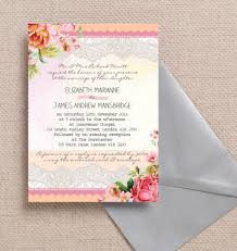 printed wedding invitations 17 of the best printable wedding invitations