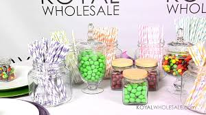 wedding favors wholesale candy buffet supplies and apothecary vases for weddings special