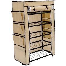 Cheap Closet Organizers With Drawers by 3 Shelf Hanging Closet Organizer