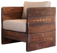Rustic Living Room Chairs Armchair Industrial Accent Chair Rustic Coffee Table Decor