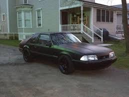 Satin Black Mustang My Satin Black Lx Forums At Modded Mustangs