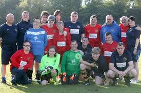 newcastle football team for adults with disabilities appeal for