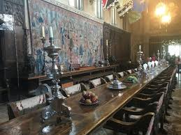 hearst castle dining room california day trip hearst castle blogging and things
