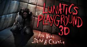 maximum carnage halloween horror nights lunatics playground 3d you won u0027t stand a chance original