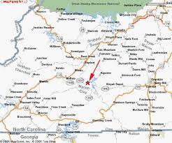 nantahala river map lake nantahala vacation rental nc carolina