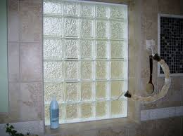 glass block designs for bathrooms glass block window in bathroom for inspiration ideas glass block