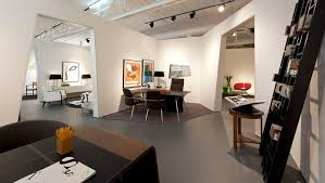 Furniture Showroom Design Designboom Shows Use Of Smaller Room - Furniture showroom interior design ideas