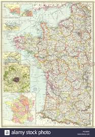 Calais France Map by West France Le Havre Calais Cherbourg Brest Paris Provinces 1789