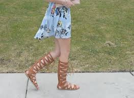casually styled must have gladiator sandals under 40