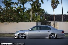lexus ls430 vip style jdm obsessive the revision audio ls430 speedhunters