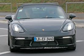 Porsche Boxster Generations - porsche dials in new 718 boxster gts by car magazine