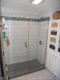 Clean Shower Glass Doors Bathrooms How To Clean Shower Glass Door Half Glass Shower Door
