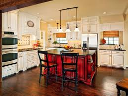 white kitchen cabinets with black island kitchen island color options hgtv