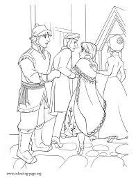 197 frozen colouring pages images