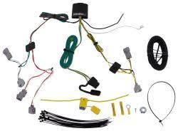 trailer wiring harness installation 2016 toyota tacoma video