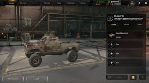 crossout free to play mmo action gamegame guide blueprints