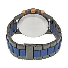 bracelet fossil steel images Fossil men 39 s nate chronograph stainless steel watch jr1494 jpg