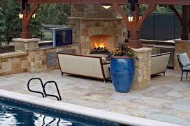 rustic outdoor kitchen ideas outdoor kitchen designs with pool home outdoor decoration