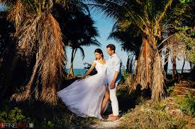 beach trash the dress photography playa del carmen mexico fineart