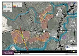 Georgetown Map City Of Georgetown Texas