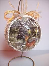 418 best bombki decoupage images on balls