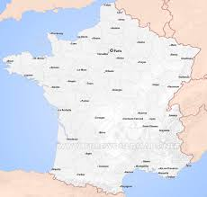 Provence France Map by France Political Map