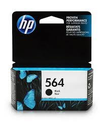 amazon com hp 564 black ink cartridge cb316wn office products