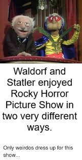 Waldorf And Statler Meme - 25 best memes about waldorf and statler waldorf and statler