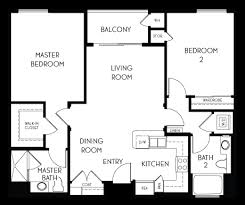 Ucla Housing Floor Plans The Adler Apartments At Ucla Uloop