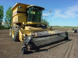 annual pre harvest consignment equipment auction in brandon