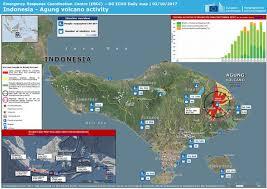 earthquake bali 2017 bali volcano update live mount agung evacuees fear eruption