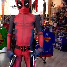 Halloween Costumes Deadpool Halloween Shop Closed Costumes 24201 Valencia Blvd