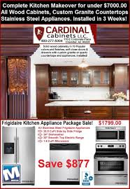 Complete Kitchen Cabinet Packages Chandler Az Appliance Repair Appliances Ideas