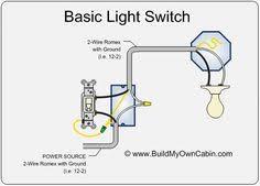 home wiring guide single way lighting circuit electric info