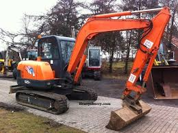 mini kompact digger construction machine commercial vehicles with