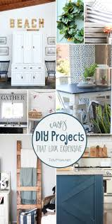 Home Diy Projects by Easy Diy Projects That Look Expensive Tidymom