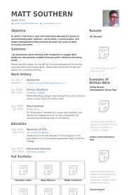 Example Objectives For Resume by Bookseller Resume Samples Visualcv Resume Samples Database